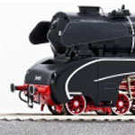 SL BR10 DB EpⅢ DCCSound ドラフト連動発煙機構付き