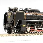 D52 468号機 梅小路保存機