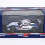 エブロ 1/43 エプソン HSV-010 スーパーGT500 2011 Rd.2 富士
