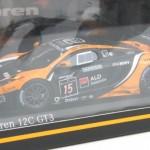 マクラーレン MP4-12C GT3 BOUTSEN GINION RACING 2012#15