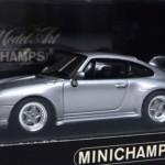 ポルシェ 911 RS 1998 シルバー