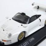 ポルシェ 911 GT1 ストリートカー 1996 ホワイト