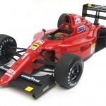 フェラーリ 641/2 N.マンセル 1990 #1 ポルトガルラリー