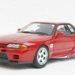 ニスモ特注 日産 スカイライン GT-R R32 グループA レッド