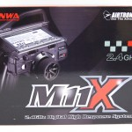 サンワ M11X RX-451R Wレーシーバー