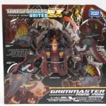 トランスフォーマー EX04 グリムマスター プライムモード