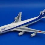 全日空商事/NH20076 1/200 B747-400 ANAラストフライト JA8961