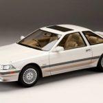 HJ1801DWS ホビージャパン1/18 トヨタ ソアラ 3.0GT 1988 ホワイト
