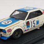 1/43 IGモデル IG0165 日産 スカイライン 2000GT-R 1972 #15