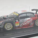エブロ クスコ ダンロップ スバル インプレッサ スーパーGT 2007#77