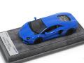 1/43 ランボルギーニ アヴェンタドール LP700-4 Blue 30台限定