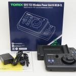 TOMIXトミックス5515 TCSワイヤレスパワーユニット N-WL10-CL 黒