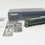 TOMIX HO-152 JR EF81形電気機関車 トワイライト色