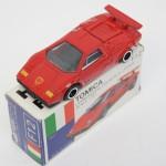 トミカ 青箱F12 ランボルギーニ カウンタック!7,000円買取!