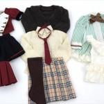 2014/04 ボークス女子高生セット ブラウンカーデセット2500円買取