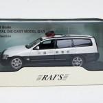レイズ 1/43 日産ステージア 250RS パトロールカー 2002 三重県警察警ら車両 167