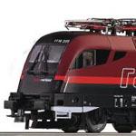 AC仕様 EL Rh 1116 205 Railjet OeBB EpⅥ Sound