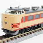 183系・485系特急電車(北近畿)