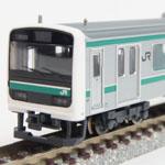 E501系 登場時