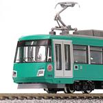 東急 300系(310F ターコイズグリーン)