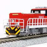 HD300形901号機 ハイブリッド入換機関車