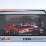 エブロ 1/43 モチュールオーテック GT-R SGT500 2012 #23 ローダウンフォース