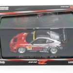 エブロ 1/43 ゼント ポルシェ RSR スーパーGT300 2010 #25