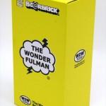 2014/09 ベアブリック 400% WDW WONDERFULMAN3500円買取