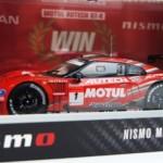 日産 モチュール オーテック GT-R SUGO優勝 スーパーGT 2009#1