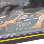 マクラーレン MP4-12C GT3 BOUTSEN GINION RACING 2012#15