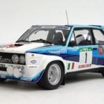 フィアット 131 アバルト ワークス ポルトガルラリー優勝 1981#1