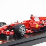 フェラーリ F2008 K.ライコネン マレーシアGP 2008#1