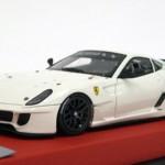 フェラーリ 599XX 2009 ホワイト