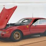 フェラーリ 365 GTB4 1972 レッド