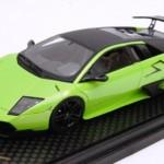 ランボルギーニ ムルシエラゴ LP670-4 Superveloce グリーン
