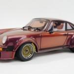 ポルシェ 934 RSR スタンドックス塗装