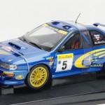 スバル インプレッサ WRC モンテカルロラリー 1999#5