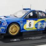 スバル インプレッサ WRC ポルトガルラリー 2001#6