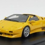ランボルギーニ ディアブロ VT ロードスター メタリックイエロー