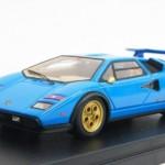 ランボルギーニ カウンタック LP500S 1971-1990ライトブルー