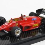 フェラーリ 156 フィオラノ1985#27 M.アルボレート