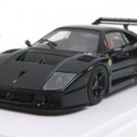 フェラーリ F40 GTE ストリート1995 ブラック