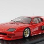 フェラーリ ケーニッヒコンペティション1000HP 1992レッド