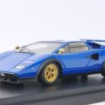 ランボルギーニ カウンタック LP400/500S 1976 ブルー