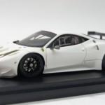 フェラーリ 458 GT2 2011 ホワイト