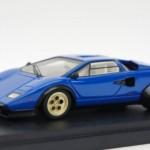 ランボルギーニ カウンタック LP400 スペシャル ブルー