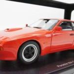 ポルシェ 924 カレラGT 1980 レッド