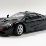 マクラーレン F1 メタリックブラック