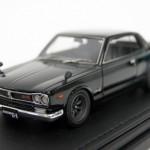 スカイライン 2000 GT-R KPGC10 ブラック