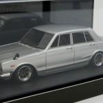 スカイライン 2000 GT-R PGC10 1969 シルバー